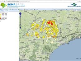 Ferramenta geoespacial SomaBrasil