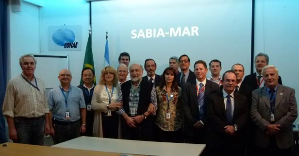 Grupo de trabalho apresenta novidades sobre o satélite Sabia-Mar