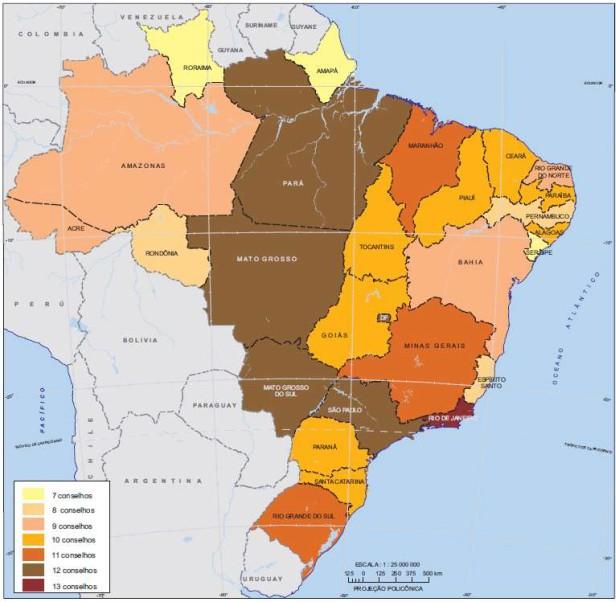 IBGE divulga resultados do perfil dos estados brasileiros em 2012 IBGE divulga resultados do perfil dos estados brasileiros em 2012