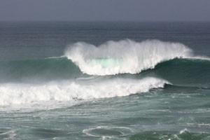 Sistema aprimora monitoramento das ondas na costa brasileira