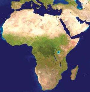 Africa discute Navegando