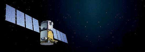 ESA declara fim da missão Giove A Navegando