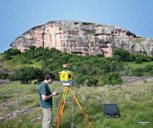 Laser Scanner Lidar no Brasil