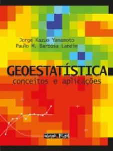 Livro sobre conceitos e aplicações da geoestatística