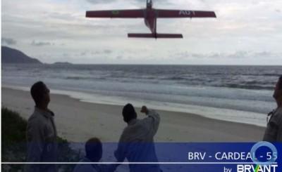 Marinha desenvolve VANT em parceria com empresa brasileira