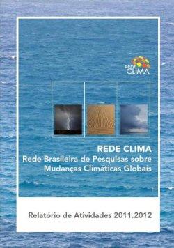 Rede Clima - Novo Relatório de Atividades