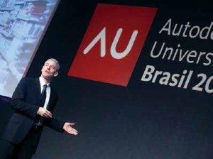 Steve Blum, Vice Presidente da Autodesk