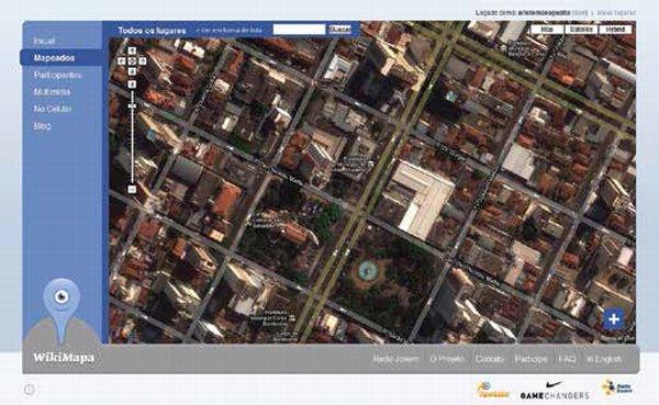 Wikimapia Wikimapa