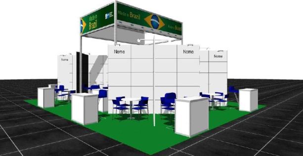 Associados do IBG estarão no Pavilhão Brasil da feira Intergeo Associados do IBG estarão no Pavilhão Brasil da feira Intergeo