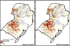 Embrapa aprimora sistema geoespacial para análises agrícolas