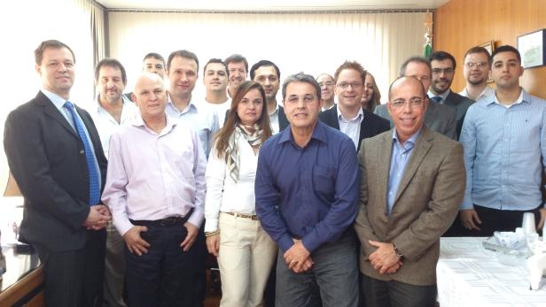 Instituto Brasileiro de Empresas de Geomática e Soluções Geoespaciais IBG IBG fará nova reunião em São Paulo no dia 15 de maio