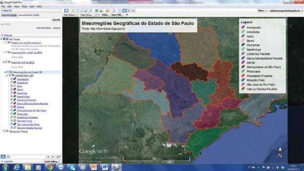 Passo a passo Tutorial mostra como utilizar o Google Earth Pro