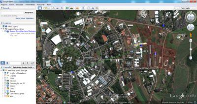 topcon tools google earth Empresa realizará treinamento de pós processamento de dados GPS