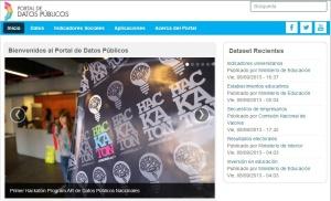 Argentina presenta el Portal Nacional de Datos Públicos