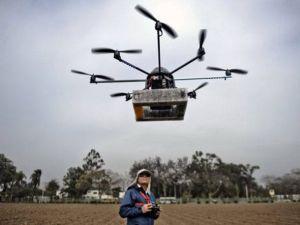 Drones têm uso arqueológico e ambiental no Peru