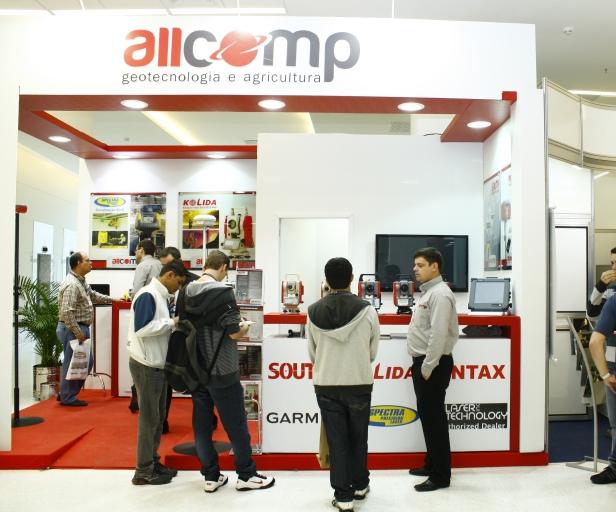 MundoGEO#Connect 2013 - Allcomp