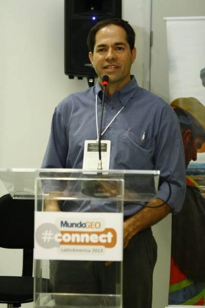 MundoGEO#Connect  - Luiz Motta - Ibama