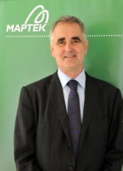 Richard Simpson Maptek Keynote Maptek agrega valor ao Big Data
