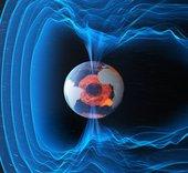 Earth s magnetic field small Los tres satélites Swarm ya en órbita monitorizarán el campo magnético terrestre