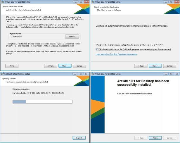 arcview 9.3 gratuit