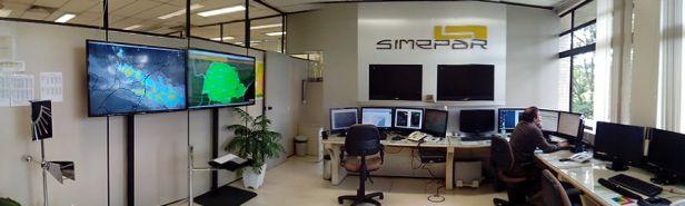Simepar Rede meteorológica recebe 8 milhões de reais da Finep