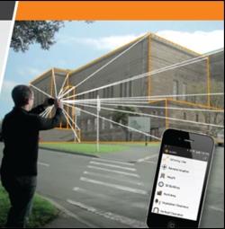 Spike2 GeoDesign anuncia novo acessório de medição a laser para smartphone