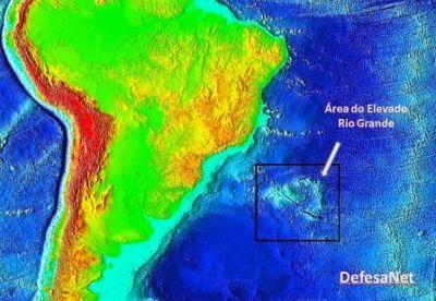 areadoelevadositecerta 1 Brasil apresenta proposta para exploração mineral no Atlântico Sul