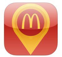 C donalds Aplicación de McDonald's ayuda a ubicar el restaurante más cercano
