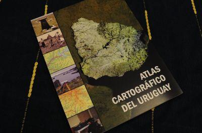 Atlas Cartográfico Uruguay lanza Atlas Cartográfico Digitalizado