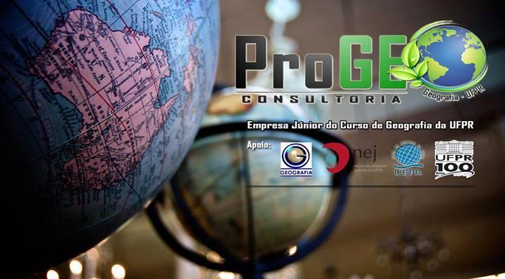 ProGEO Alunos da UFPR criam empresa Júnior de Geografia