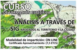 Universidad de valencia anuncia un curso online sobre sig for Universidad de valencia online