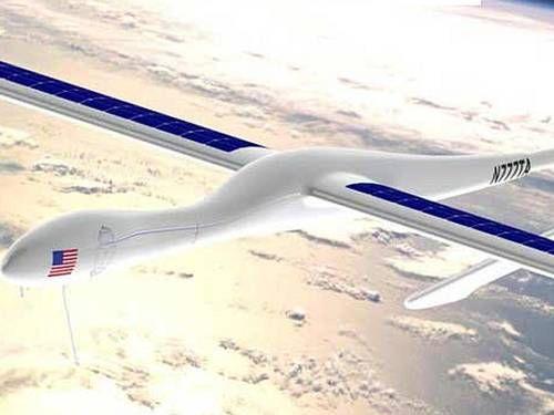 facebook drones Facebook comprará empresa de drones para expandir a internet no mundo
