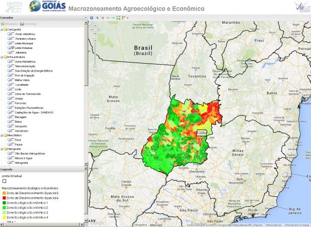 Governo de Goiás lança Macrozoneamento do estado