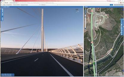 Imajing apresenta soluções GIS e de mapeamento de rodovias Imajing apresenta soluções GIS e de mapeamento de rodovias