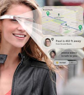 googleglass Tecnologia transmite imagens de Drone direto ao Google Glass