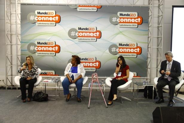 Connect 8 Recorde de participantes em dois dias do MundoGEO#Connect 2014