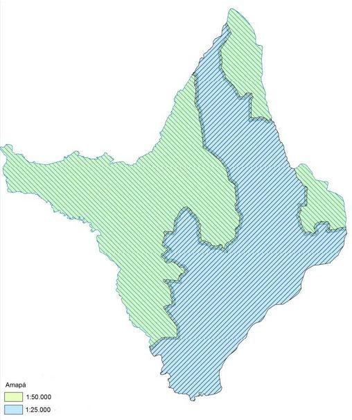Exército e Governo do Amapá assinam convênio para mapear todo o estado