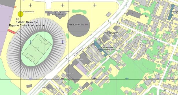 Exército normatiza e produz dados geoespaciais de Defesa para a Copa do Mundo 2014