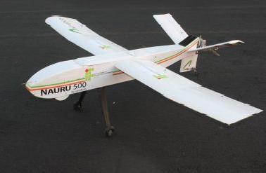 IF Baianno adquire VANT Nauru 500 VANT do IF Baiano é autorizado a realizar novos mapeamentos na Bahia