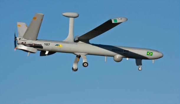 Brasil Avança Na Utilização De Drones