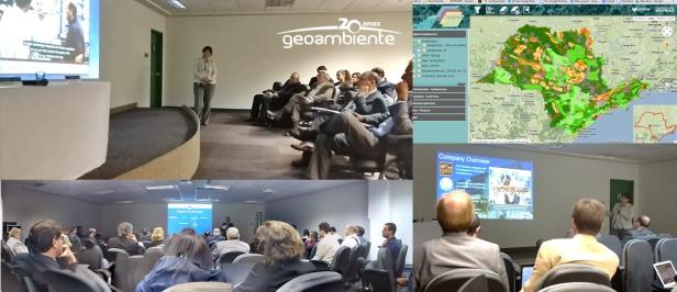 Brasil e União Europeia- workshop sobre observação da Terra-Geoambiente