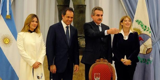 Buenos Aires firmó convenios con el Ministerio de Defensa de Argentina