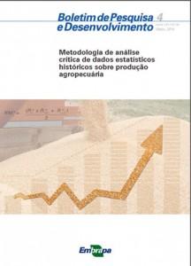 Embrapa lança publicação sobre qualidade de dados agropecuários 216x300 Embrapa lança publicação sobre qualidade de dados agropecuários