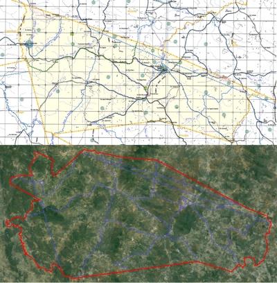 IBGE lança atualização dos mapas municipais estatísticos