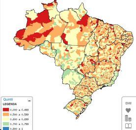 atlasdedes3 El Atlas del Desarrollo Humano en Brasil es premiado