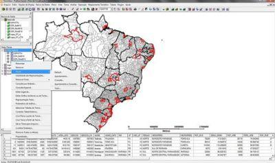 cem CEM anuncia cursos de geoprocessamento para este mês
