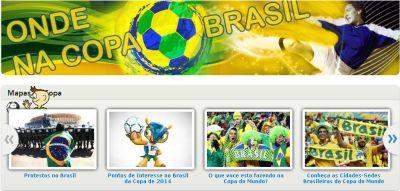 copa1 Portal pone a disposición mapas interactivos sobre la Copa del Mundo