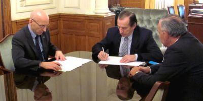 ign unne IGN Argentina y UNNE firman acuerdo de Cooperación