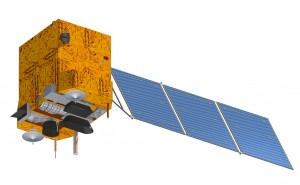 Cbers4 300x185 China aceita proposta brasileira para a construção do setélite Cbers 4A