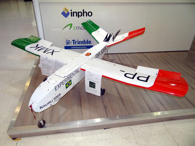 Pará usa drone para mapeamento e combate ao garimpo clandestino